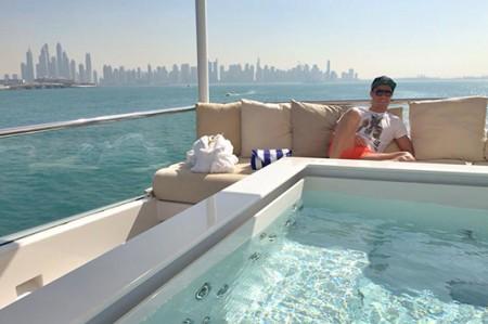 Las vacaciones de Lionel Messi y Cristiano Ronaldo