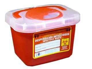 Protocolos ignorados en manejo de desechos biológicos