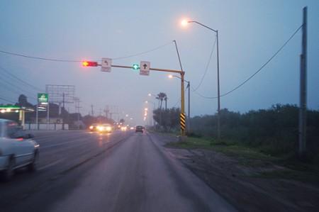 Tiene Reynosa neblina de película