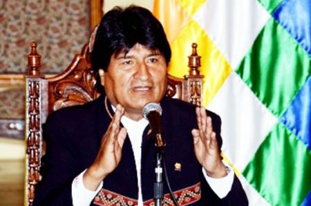 Recalca Evo Morales: 'México, modelo fallido'
