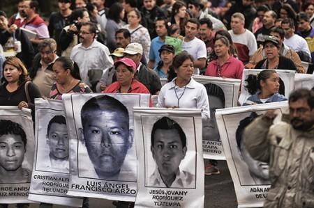 PGR publica tercera parte del informe sobre caso Iguala