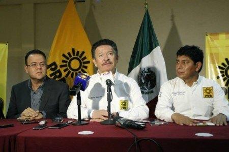 Reconoce Carlos Navarrete turbulencia en el PRD