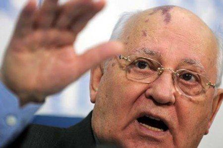 Urge Gorbachov 'descongelar' a Rusia
