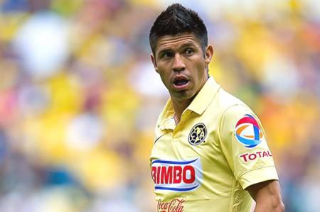 Oribe Peralta niega presión por la falta de gol en el América