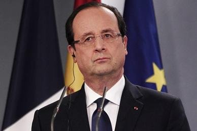 Presidente francés descarta anular misiones en Irak y África