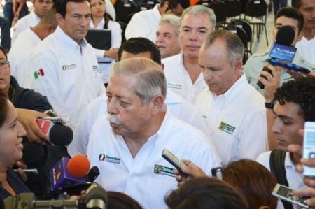 Egidio pide a aspirantes respetar tiempo de elecciones