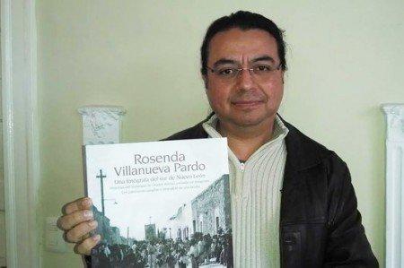 Presenta Tovar libro sobre Doctor Arroyo