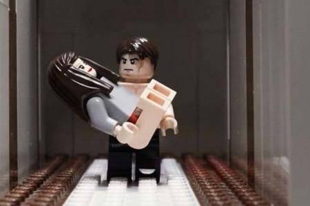 Ahora 50 sombras de Grey en Lego, Video