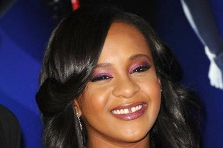 Familiares se despiden de la hija de Whitney Houston