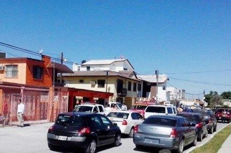 Huele a gas en Las Fuentes; desalojan escuelas