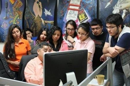 Alumnos de Tec Milenio conocen instalaciones de Hora Cero