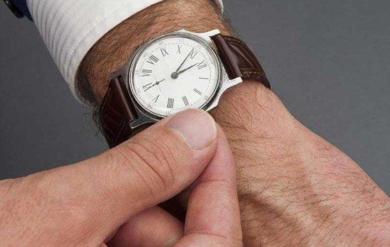 Frontera Hora Ya Una Retrasó Web Su Reloj En Cero La vmNw80n