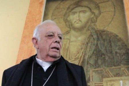 Cardenal Suárez no aspira al papado
