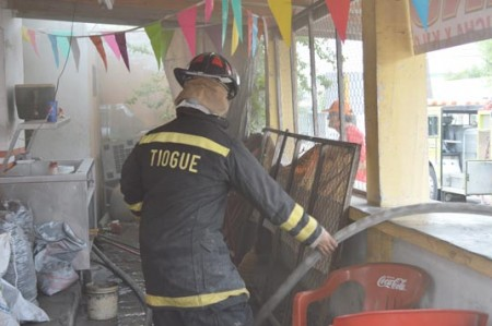 Bomberos desactivan ´bomba´ en Reynosa