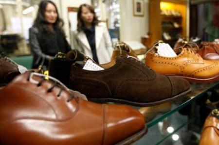 Exporta industria mexicana de calzado 26 millones de pares