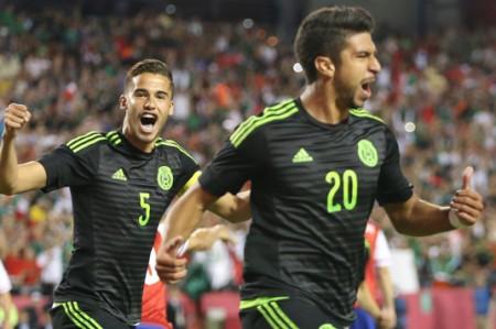 Lalo Herrera se estrena; México vence 1-0 a Paraguay