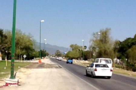Refuerzan vigilancia vial  en carretera interejidal