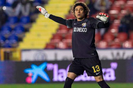 Guillermo Ochoa llega cedido al Granada