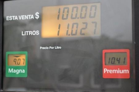 La Magna ya está a 9.07 pesos el litro en la frontera