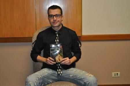 Invitan a conocer 'El Uranista', libro de Luis Panini