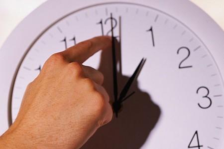 Horario de Verano concluye el 1 de noviembre en zona fronteriza
