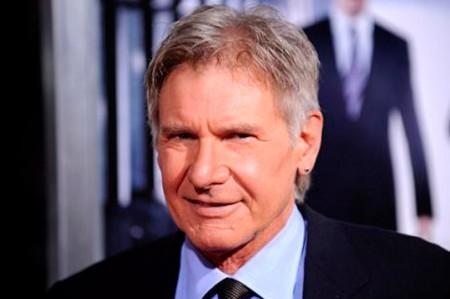 Captan caída de avioneta de Harrison Ford