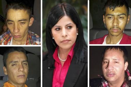Arrestan a cuatro presuntos partícipes en atentado contra alcaldesa