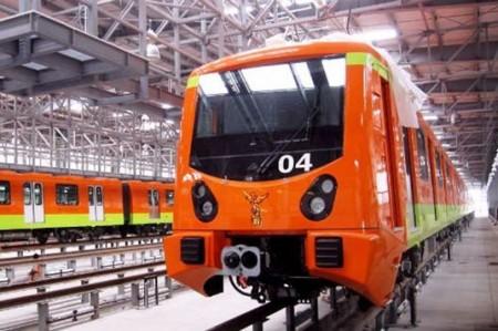 En junio llegarán materiales para reparar Línea 12 del Metro: GDF