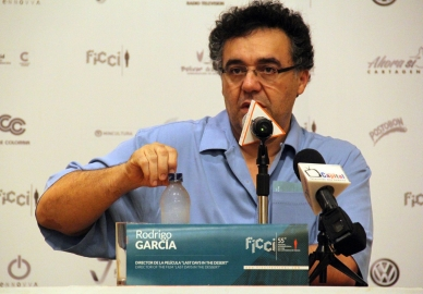 Hijo de García Márquez descarta hacer película de obras de su padre