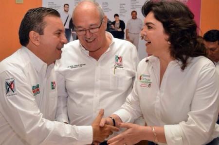 Arranca Ivonne Ortega gira por Reynosa