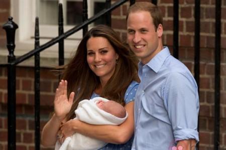 El próximo bebé de la realeza británica calienta apuestas