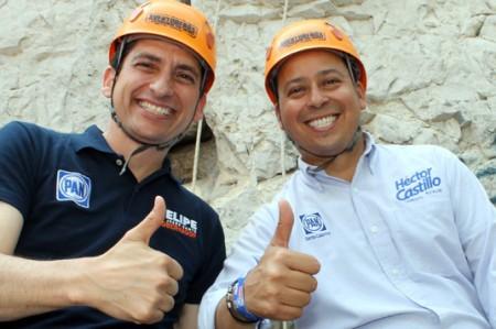 Felipe de Jesús y Héctor Castillo proyectan parque acuático