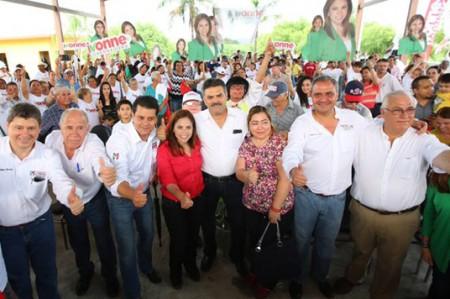 Ivonne Álvarez ofrece desarrollo en zona norte de NL
