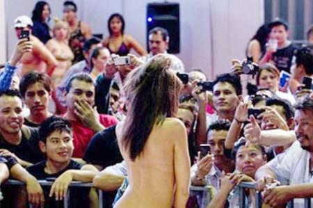 Mirely, Gigi y Jessy subirán la temperatura en la Expo Sexo