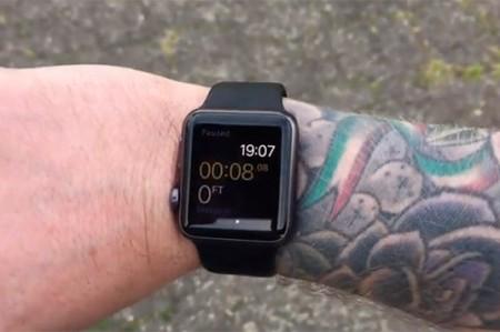 Apple Watch no funciona bien en las muñecas tatuadas