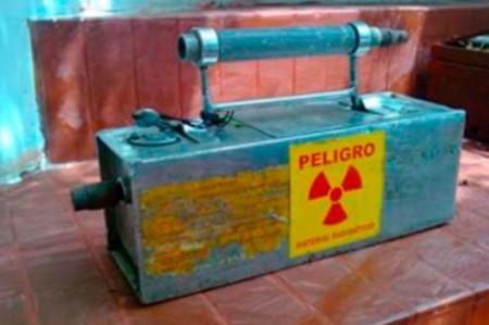 Alerta Gobernación por robo de fuente radioactiva en Sonora