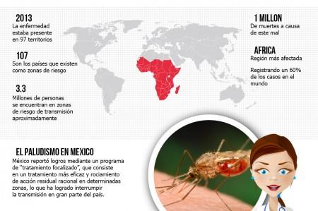Día Internacional del Paludismo