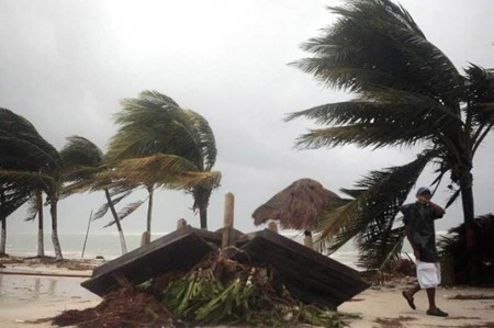 Se prepara Tamaulipas para temporada de huracanes