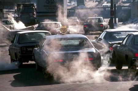 Sigue siendo alta la contaminación en el valle de México