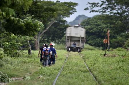 Aumentan solicitudes de centroamericanos para refugio en México