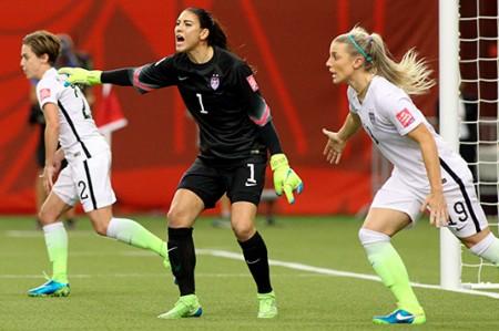 Estados Unidos vence a Alemania y avanza a final del Mundial Femenil