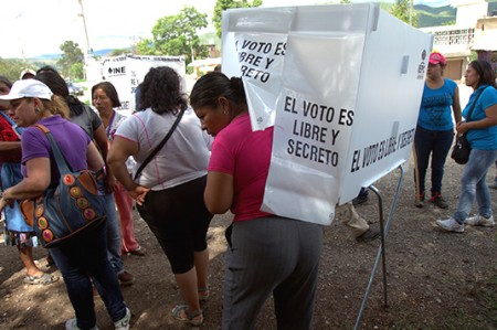 Hay balance positivo de la elección en Guerrero, afirma INE