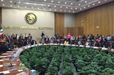 PRI será mayoría en San Lázaro; finaliza conteo distrital
