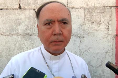 Pide Obispo a diputados electos servir a la gente