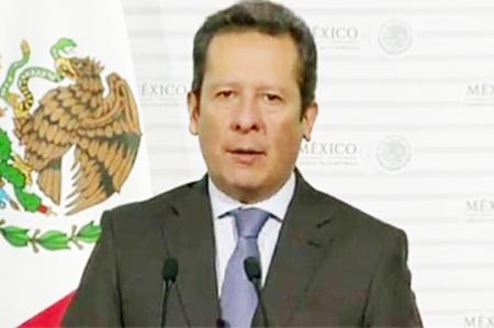 'México, país de oportunidades para la inversión mundial': Eduardo Sánchez