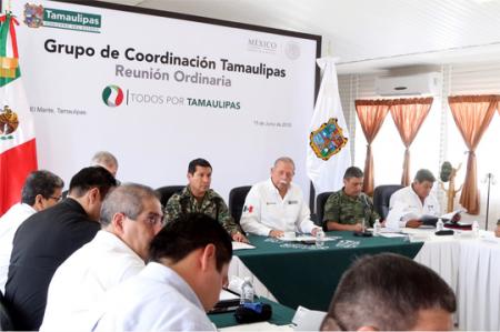 Afirman neutralizar 150 operadores en Tamaulipas