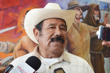 Municipio apoyó mucho al campo: Isidro Núñez Velázquez