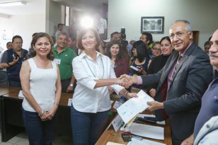 María Esther obtuvo 45 mil votos en Reynosa; video
