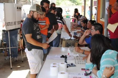 El PAN se inconforma por resultados en Nuevo Laredo