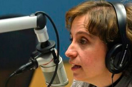 Ricardo Rocha cuestiona a Carmen Aristegui